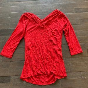 *$5 SALE* Red Blouse